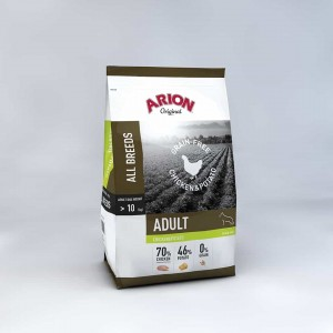Arion Adult Grain Free Chicken&Potato 12 kg