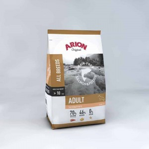 Arion Grain-Free Adult S&P 12kg